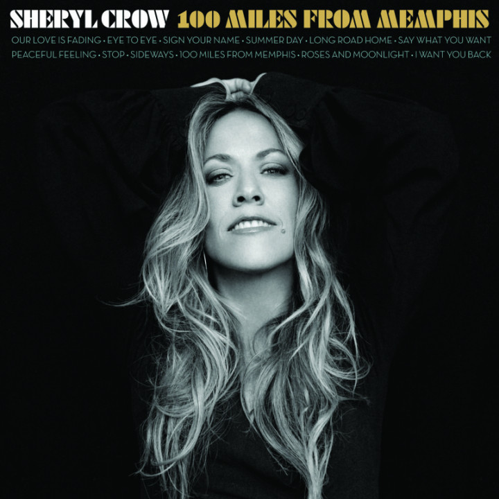 Sheryl Crow Album Cover 2010