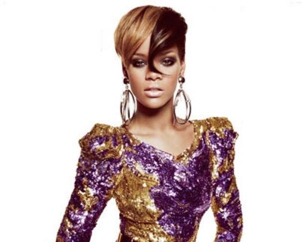 Rihanna, Rihanna... stark, furchtlos, feminin