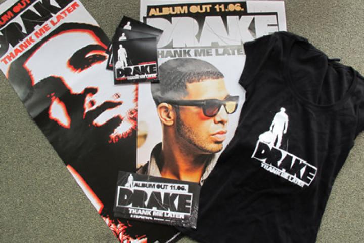 Drake Gewinnspiel web