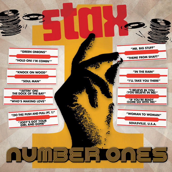Stax Number Ones: Various Artists