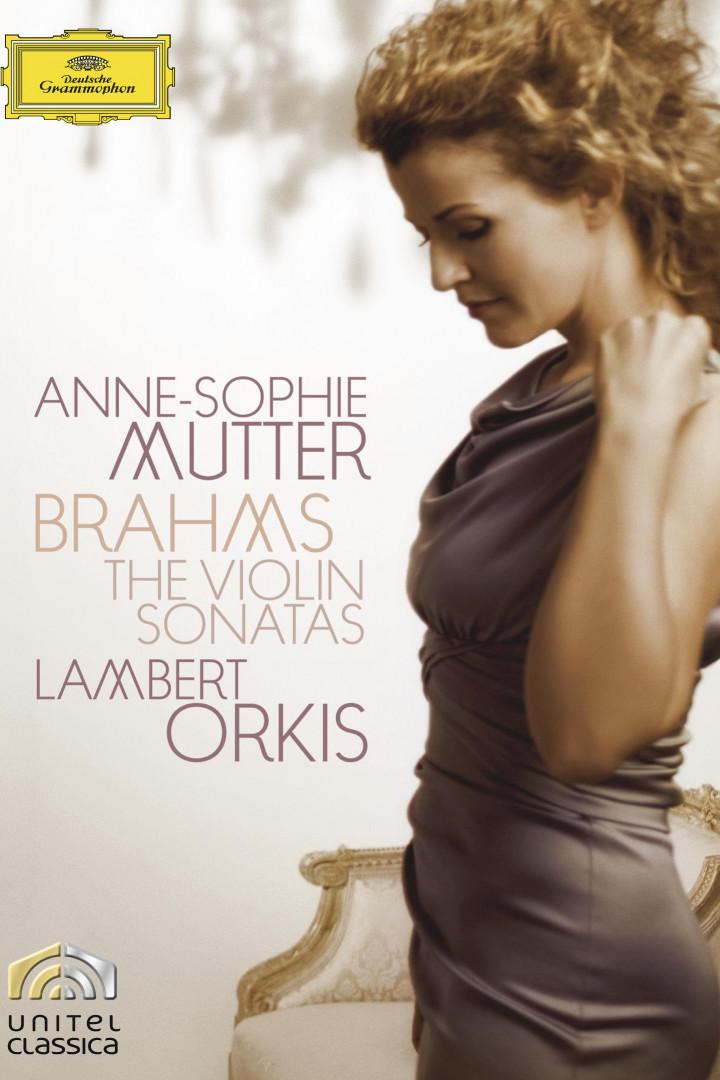 Anne-Sophie MutterBrahms Sonatas