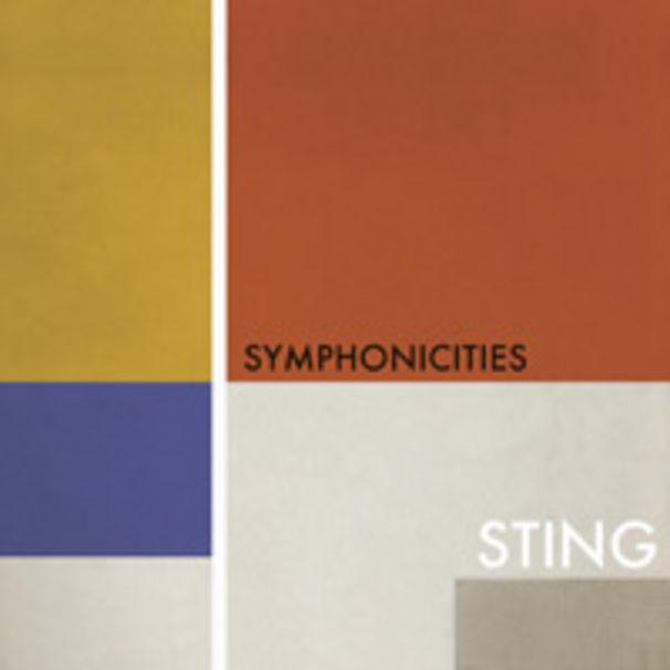 Sting, Sting mit neuem Album Symphonicities
