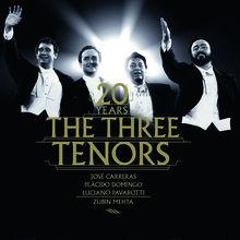 Die Drei Tenöre, Drei Tenöre Jubiläums-Edition, 00600753281789
