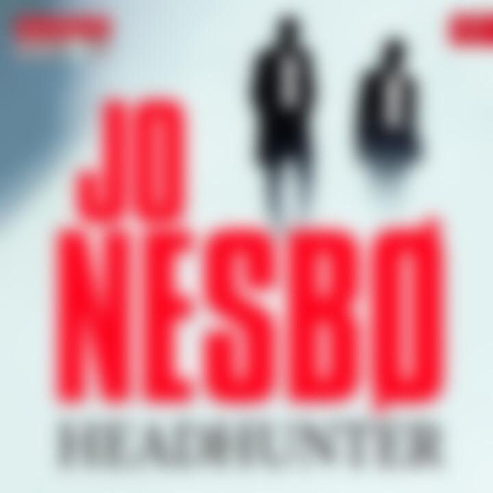 Jo Nesboe: Headhunter: Steck,Johannes