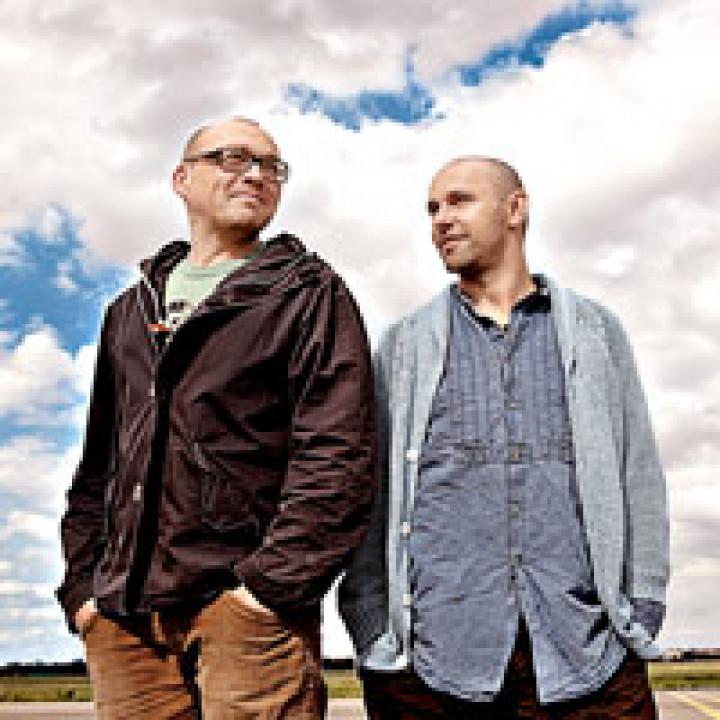 Bugge Wesseltoft und Henrik Schwarz © by OHSOTRUE Management