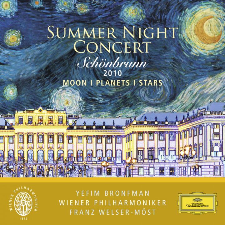 Somernachtskonzert Schoenbrunn 2010 – CD