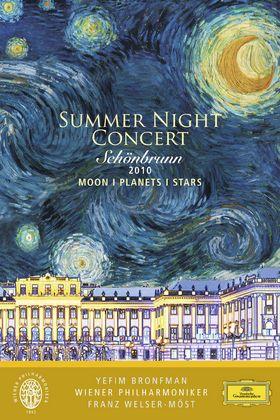 Wiener Philharmoniker, Sommernachtskonzert Schönbrunn 2010: Bronfman,Y./Welser-Möst,F./VPO, 00044007627761