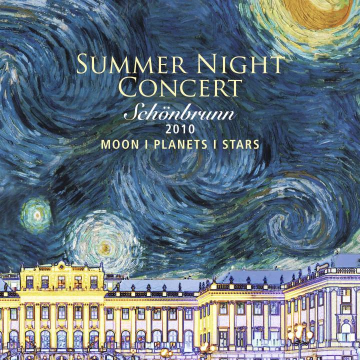 Sommernachtskonzert Schoenbrunn 2010 DVD