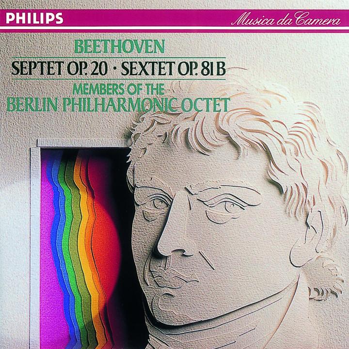 Beethoven: Septet in E flat/Sextet in E flat