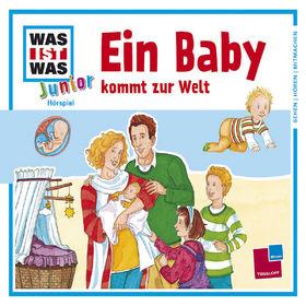 Was ist Was Junior, Folge 15: Ein Baby kommt zur Welt, 09783788627935