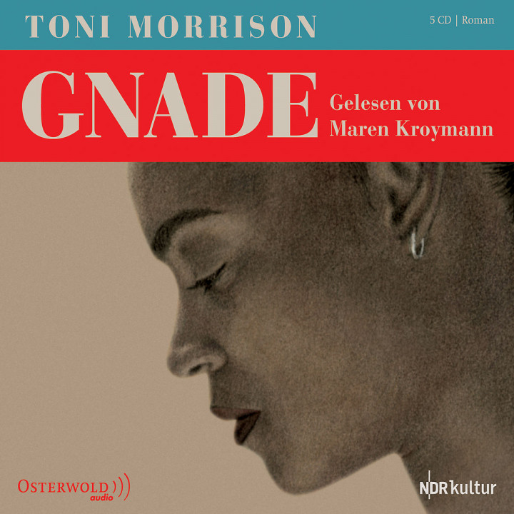 Toni Morrison: Gnade: Kroymann,Maren
