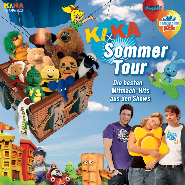 KI.KA SommerTour - die Hits aus den Shows: Various Artists