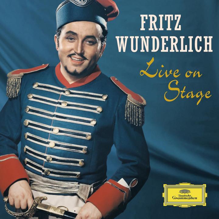 Live on Stage: Wunderlich/Böhm/Karajan/BSOM/OWST/+