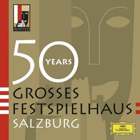 Wiener Philharmoniker, 50 Years Großes Festspielhaus Salzburg, 00028947791119