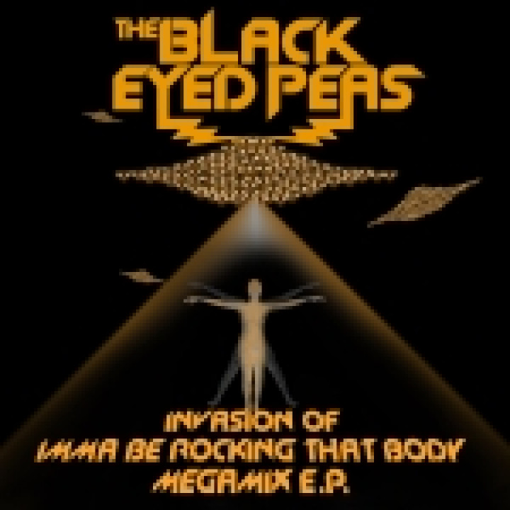 Invasion Of Imma Be Rocking That Body - Megamix E.P. Cover