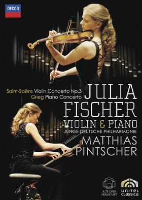 Julia Fischer, Saint-Saens & Grieg, 00044007433447