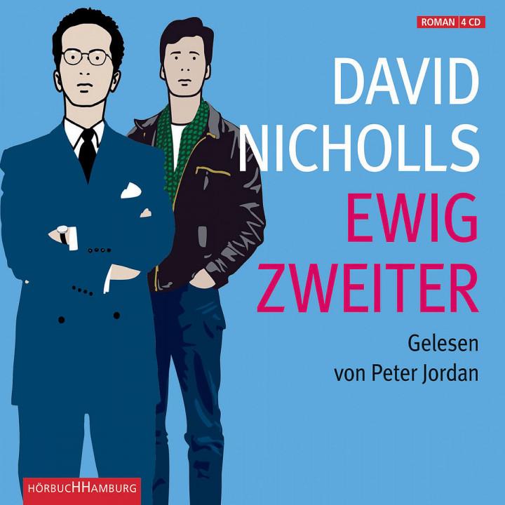 Nicholls,David: Ewig Zweiter: Jordan,Peter