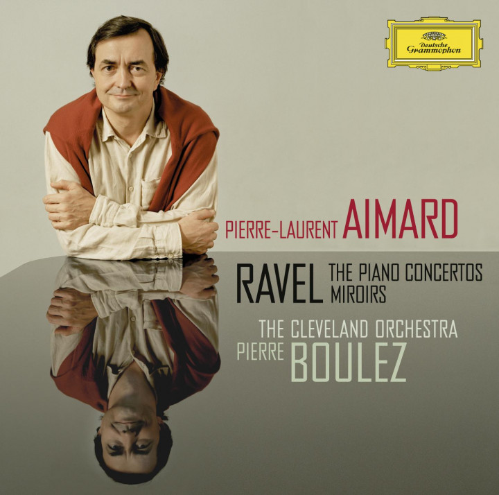 Pierre-Laurent Aimard - Ravel - 2010