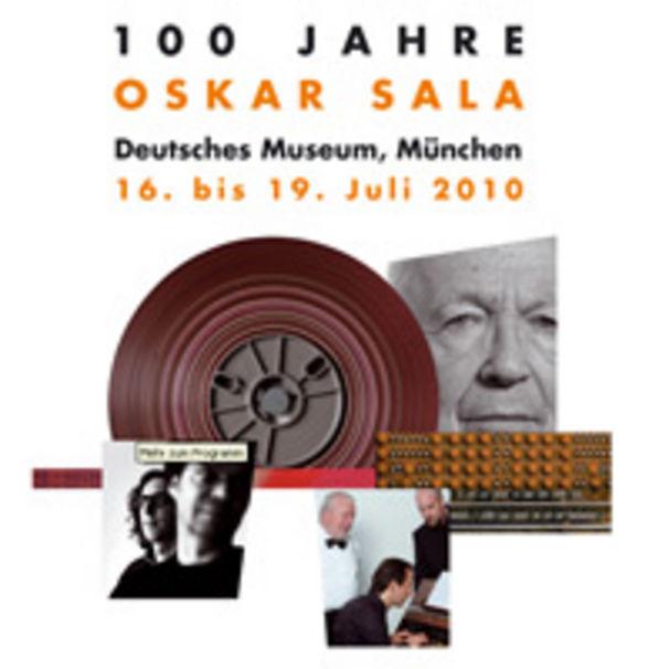100. Geburtstag des Trautonium-Erfinders Oskar Sala
