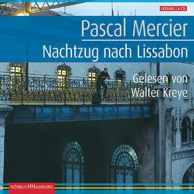 Walter Kreye, Pascal Mercier: Nachtzug nach Lissabon, 09783899037876