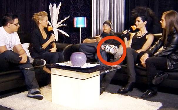 Tokio Hotel, Gewinne signierte Reebok Sneaker von Tom Kaulitz!