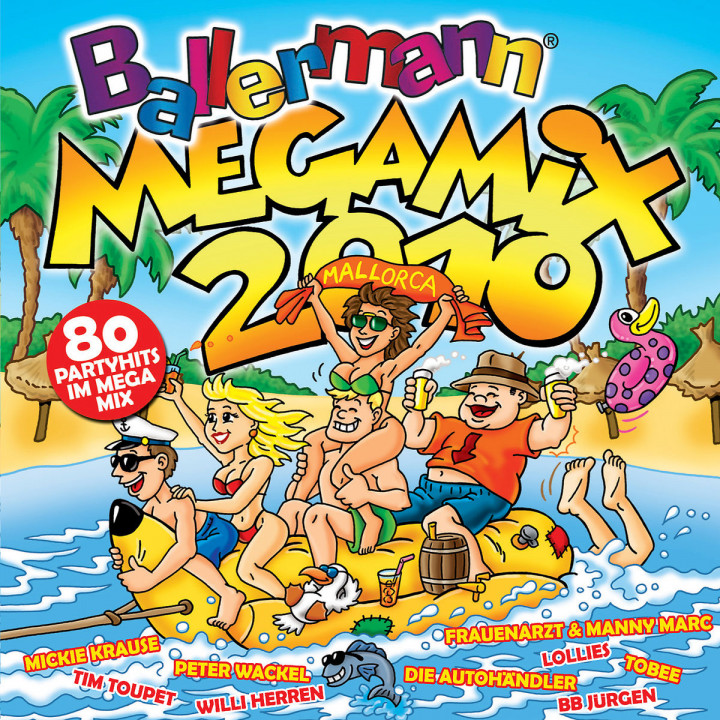 Ballermann Megamix 2010: Various Artists