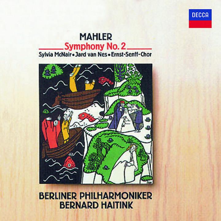 MAHLER:SINF.2                 : HAITINK/BP/MCNAIR/NE