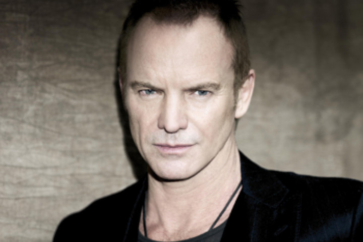Sting Portrait Symphonicities © Fabrizio Ferri