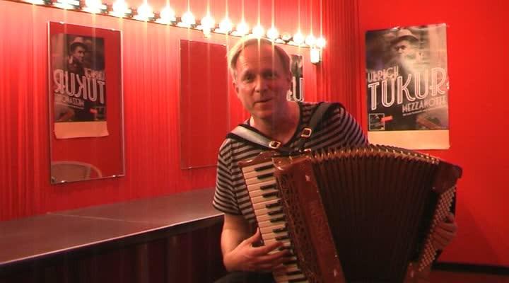 Ulrich Tukur über sein Album Mezzanotte
