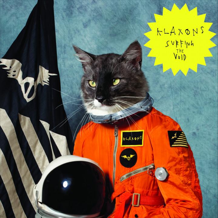 Klaxons Album Cover 2010