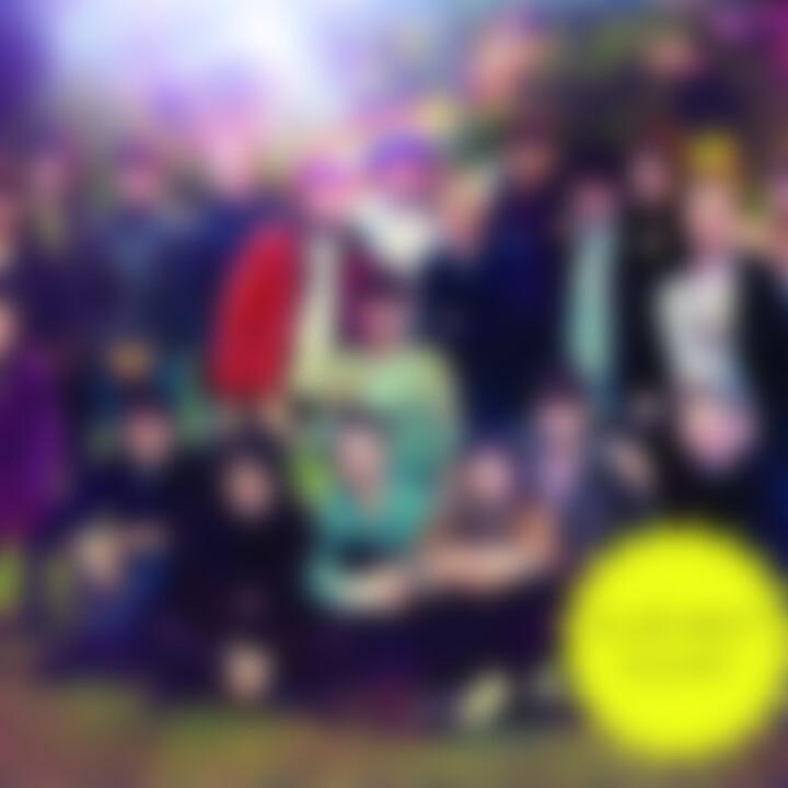 Klaxons Single Cover 2010