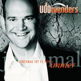 Udo Wenders, Jedesmal ist es für immer, 00602527435305