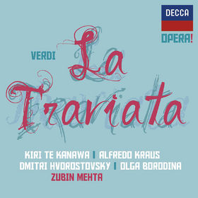 Opera!, Verdi: La Traviata, 00028947825005