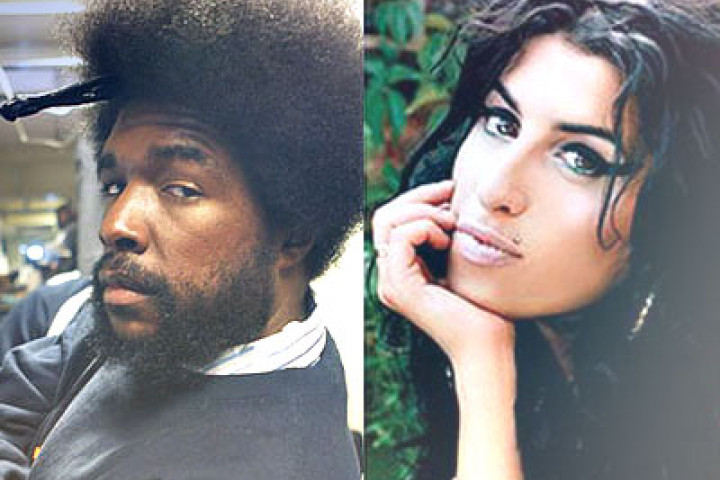 Amy Winehouse & Questlove
