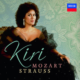 Kiri Te Kanawa, Kiri Te Kanawa sings Mozart & Strauss, 00028947823520