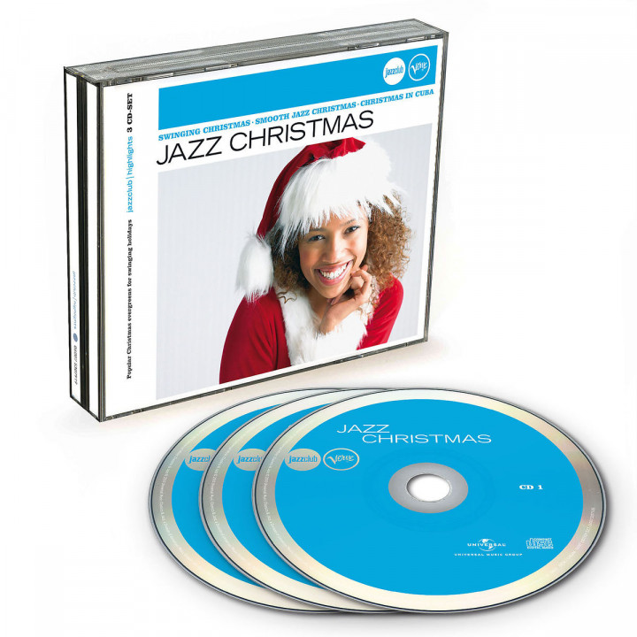 Jazz Christmas (Jazz Club): Various Artists