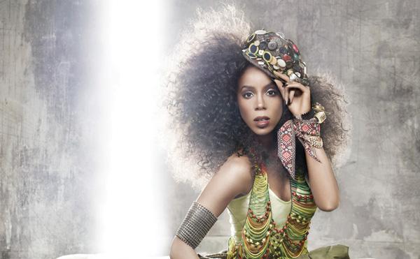 Kelly Rowland, Kelly gibt's jetzt auch im studi-VZ
