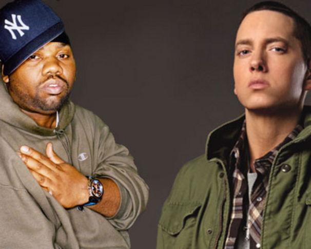 Eminem, Detroit meets Staten Island