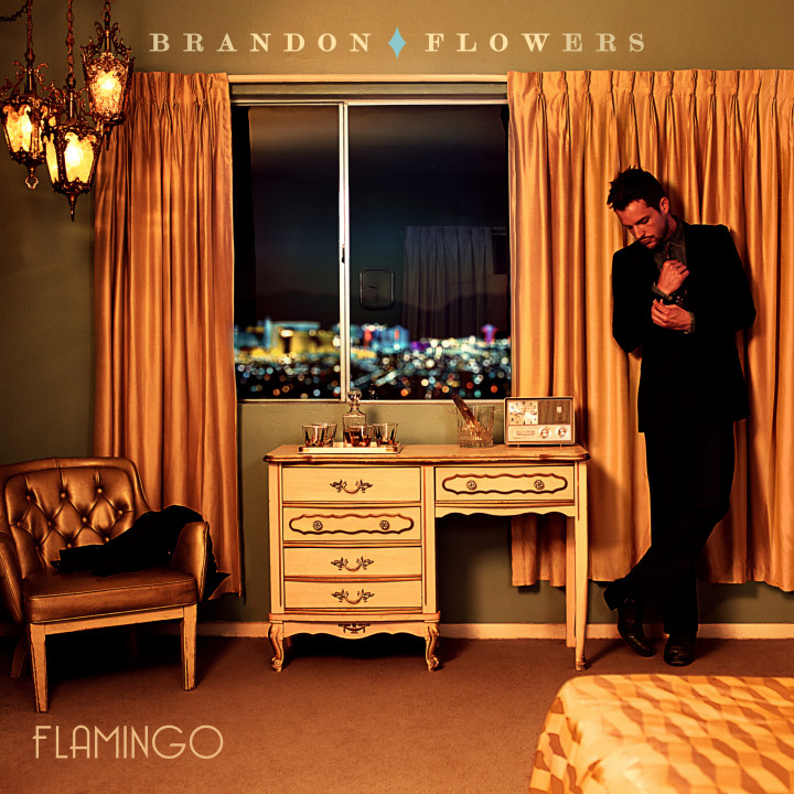 Brandon Flowers Cover Flamingo