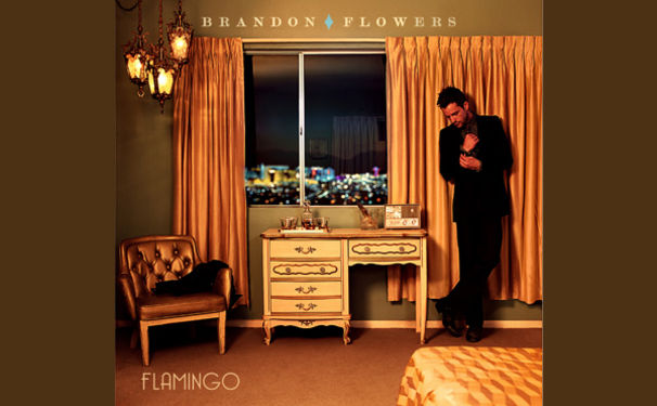 Brandon Flowers, Das Cover von Flamingo ist da!