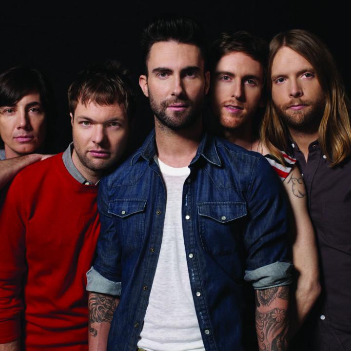 Maroon 5—Pressebilder 2010 Bild1