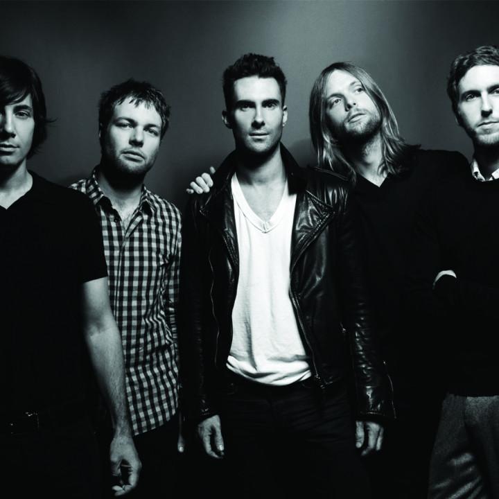 Maroon 5 – Pressebilder 2010 Bild2