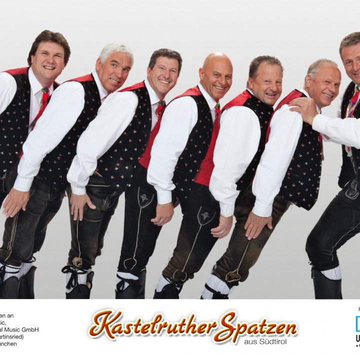 Kastelruther Spatzen – Pressebilder 2010
