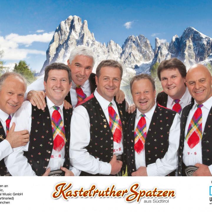 Kastelruther Spatzen—Pressebilder 2010