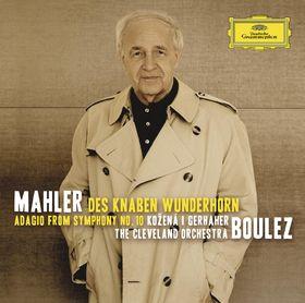 Pierre Boulez, Des Knaben Wunderhorn, 00028947790600