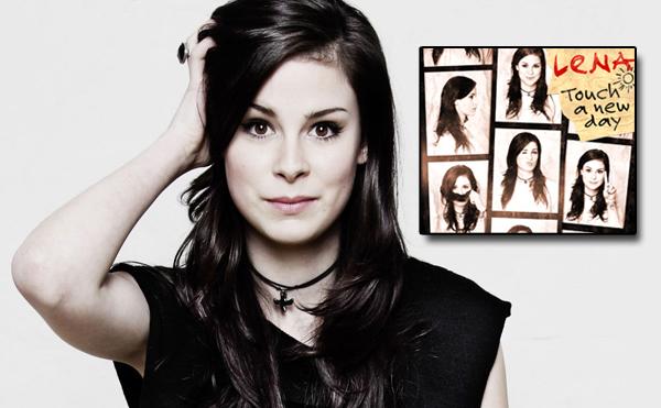 Lena, Die neue Single Touch A New Day ist ab sofort erhältlich