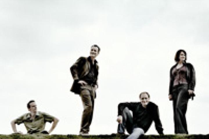 Fauré Quartett © Mat Hennek / DG