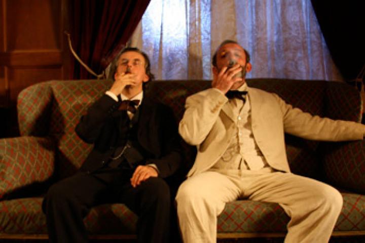 """Kinofilm """"Mahler auf der Couch"""""""