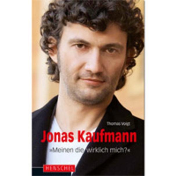 Jonas Kaufmann, Buch über Jonas Kaufmann mit einem Vorwort von Plácido Domingo