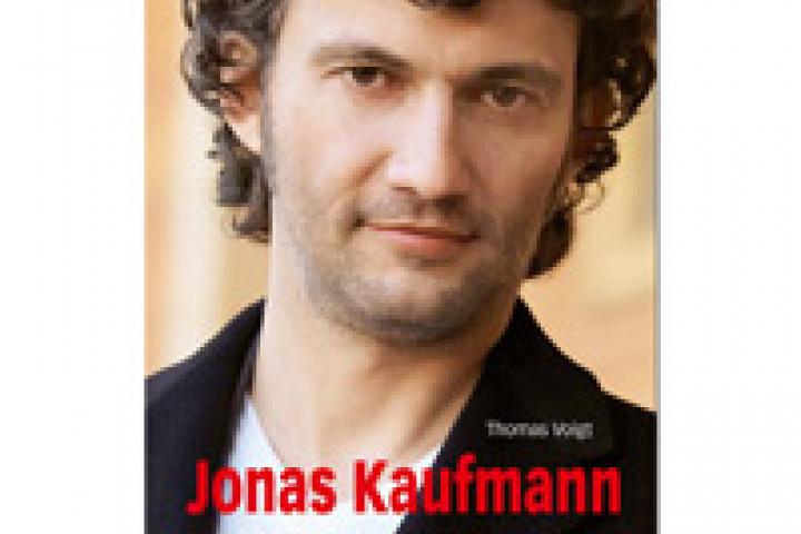 Buch über Jonas Kaufmann